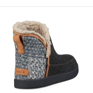 Sanuk Nice Bootah Ojai boots new with tags